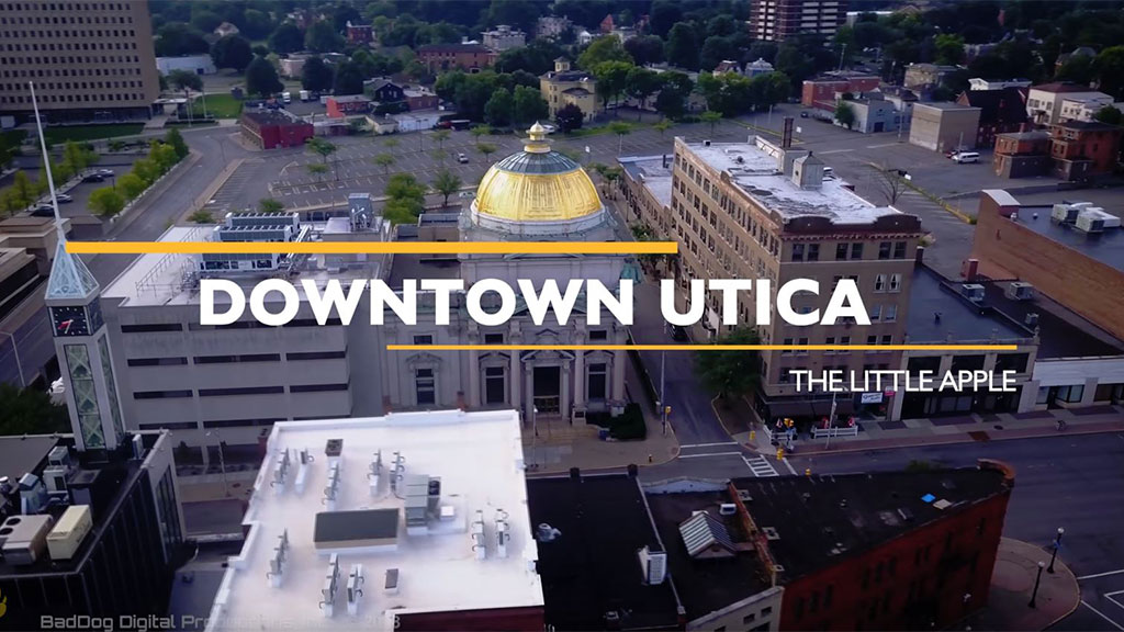 Downtown Utica