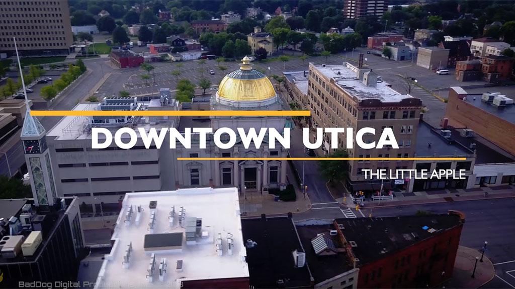 Downtown Utica