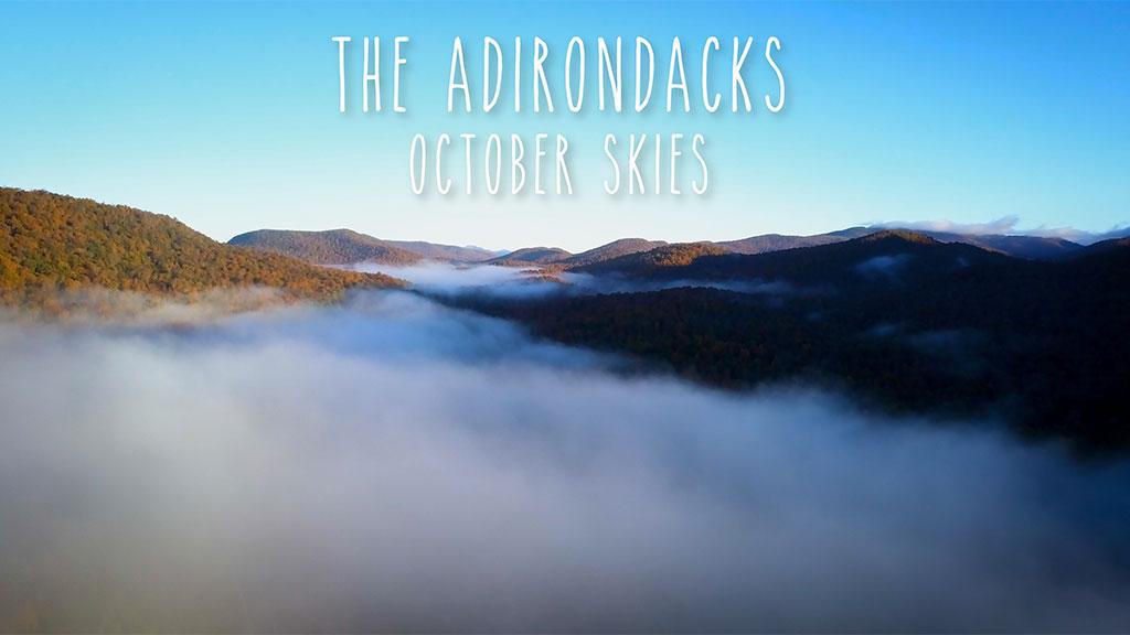 Adirondacks - Autumn Skies